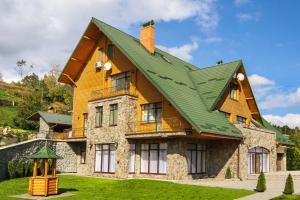 Villa Gnizdo Leleky