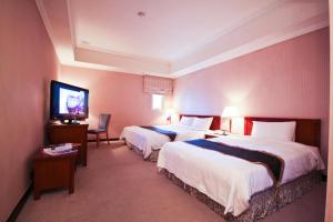 Grand Boss Hotel, Hotels  Yilan City - big - 10