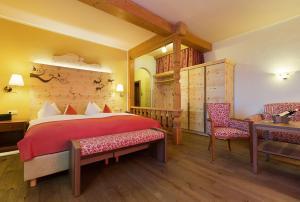 Reindl's Partenkirchener Hof, Hotel  Garmisch-Partenkirchen - big - 34