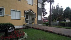 Apartamento 01 dormitório no Centro de Gramado, Апартаменты  Грамаду - big - 23