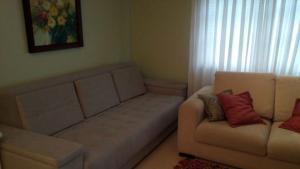 Apartamento 01 dormitório no Centro de Gramado, Апартаменты  Грамаду - big - 14