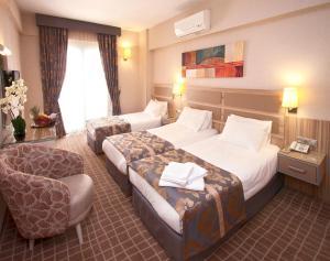 Nanda Hotel, Hotely  Istanbul - big - 14
