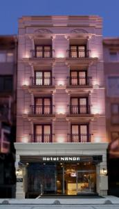 Nanda Hotel, Hotels  Istanbul - big - 25