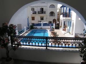 Pension Irene 2, Aparthotels  Naxos Chora - big - 106