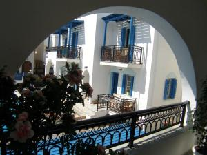 Pension Irene 2, Aparthotels  Naxos Chora - big - 16