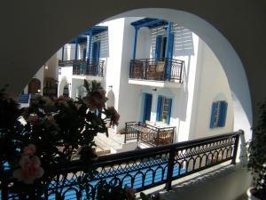 Pension Irene 2, Aparthotely  Naxos Chora - big - 16