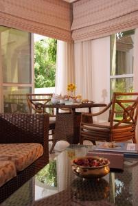 Al Nahda Resort & Spa, Курортные отели  Барка - big - 57