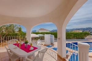 Villa Blake, Villen  Moraira - big - 10
