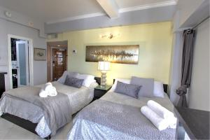Superior Studio Apartment with Balcony and Ocean View