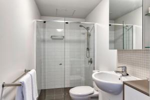 行政两卧室公寓 - 带2间浴室