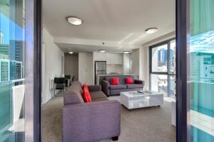 两卧室公寓 - 带一间浴室