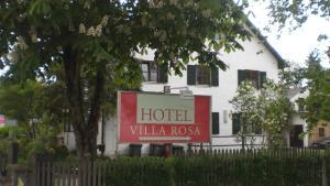 Hotel Villa Rosa, Отели  Аллерсхаузен - big - 10