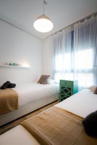 Holidays2Malaga City Beach, Apartmány  Málaga - big - 20