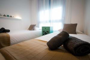 Holidays2Malaga City Beach, Apartmány  Málaga - big - 19