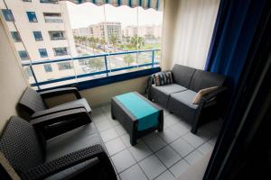 Holidays2Malaga City Beach, Apartmány  Málaga - big - 7