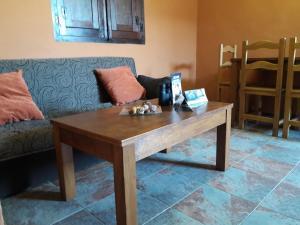 Los Montes, Vidiecke domy  Casas de Miravete - big - 4