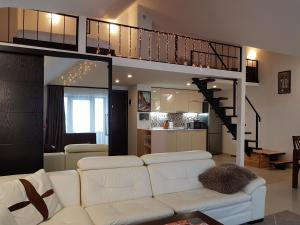 Gudauri Luxe Apartment, Apartmány  Gudauri - big - 71