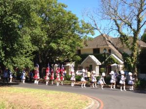 Millstream Guest House, Penzióny  Stellenbosch - big - 24