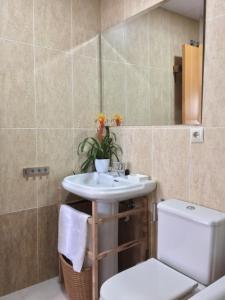 Ahro Suites, Apartmanok  Málaga - big - 12