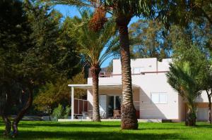Ktima Grammeno Beachside Villa, Vily  Kountoura Selino - big - 18