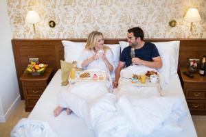 Hotel Katerina, Отели  Зноймо - big - 16