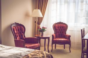 Hotel Katerina, Отели  Зноймо - big - 9