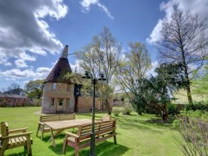 Kings Bank Oast, Case vacanze  Beckley - big - 18