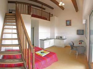 Résidence Hôtelière Scudo, Residence  Ajaccio - big - 14