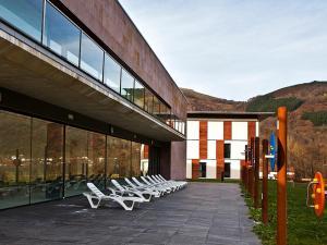 Balneario Elgorriaga, Hotely  Elgorriaga - big - 36