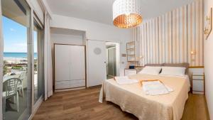Hotel Albatros, Hotels  Misano Adriatico - big - 4