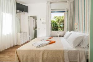 Hotel Albatros, Отели  Мизано-Адриатико - big - 5
