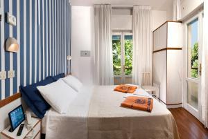 Hotel Albatros, Отели  Мизано-Адриатико - big - 6