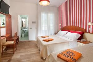 Hotel Albatros, Отели  Мизано-Адриатико - big - 7