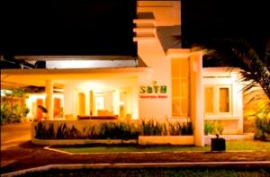 SBTH Boutique Hotel, Szállodák  Bogor - big - 12