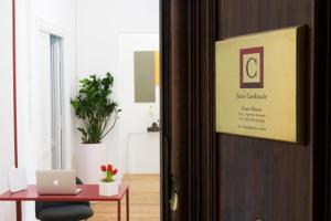 Suite Cardinale, Гостевые дома  Рим - big - 16