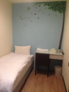 Galaxy Mini Inn, Hotels  Taipeh - big - 5