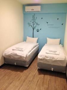 Galaxy Mini Inn, Hotels  Taipeh - big - 21