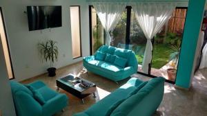 Paradise in Tulum - Villas la Veleta - V2, Prázdninové domy  Tulum - big - 5