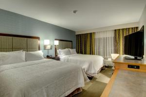 Hampton Inn Boston - Westborough, Szállodák  Westborough - big - 18
