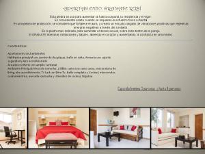 Apart Hotel Savona, Apartmanhotelek  Capilla del Monte - big - 60