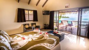 Muri Shores, Ville  Rarotonga - big - 11
