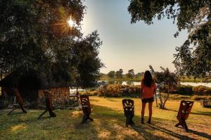 Thamalakane River Lodge, Lodge  Maun - big - 10