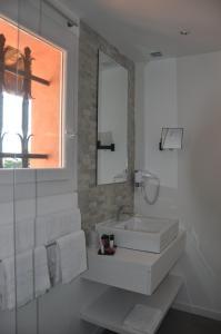 Hôtel de la Vierge Noire, Hotel  Sainte-Maxime - big - 10