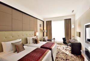 Radisson Blu Pune Hinjawadi, Hotel  Pune - big - 1