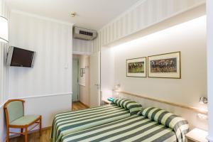 Hotel Flora, Отели  Милан - big - 28