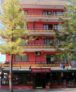 Dreams Hotel, Pensionen  Selcuk - big - 25