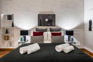 Sweet Inn San Cosimato, Apartmány  Řím - big - 2