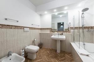 Sweet Inn San Cosimato, Apartmány  Řím - big - 5
