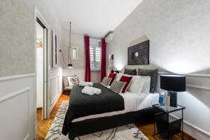 Sweet Inn San Cosimato, Apartmány  Řím - big - 6