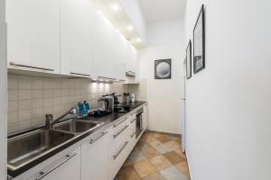 Sweet Inn San Cosimato, Apartmány  Řím - big - 8